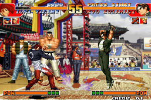 拳皇2005 (The King of Fighters2005)