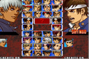 拳皇99(The King of Fighters)