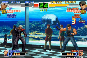 拳皇2000 (The King of Fighters2000)